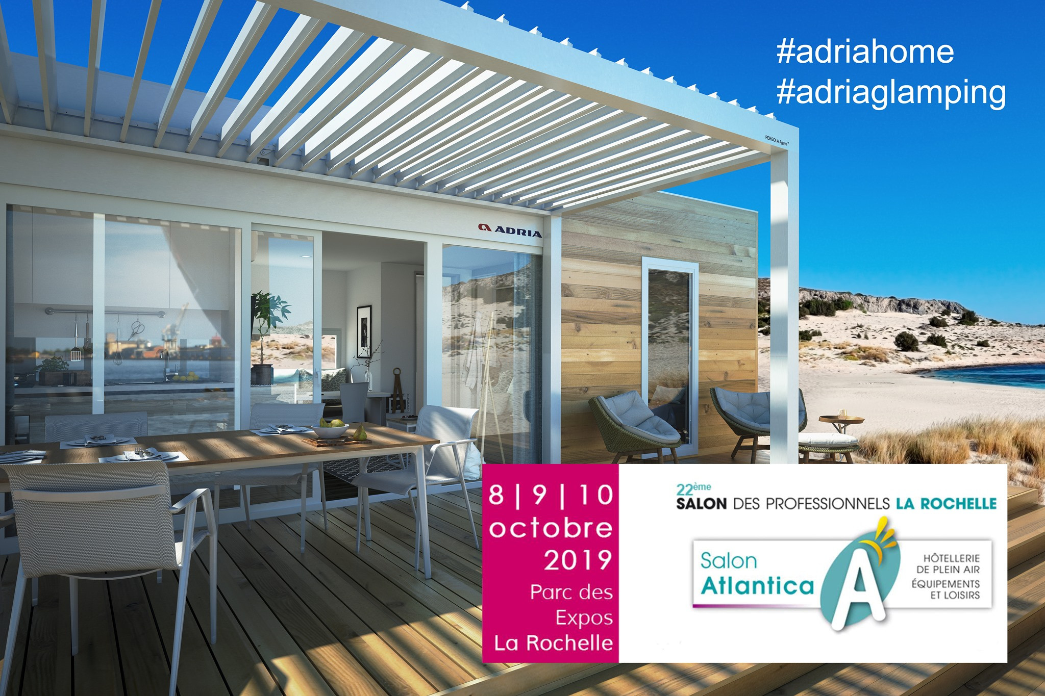 Adria Home at Salon Atlantica 2019