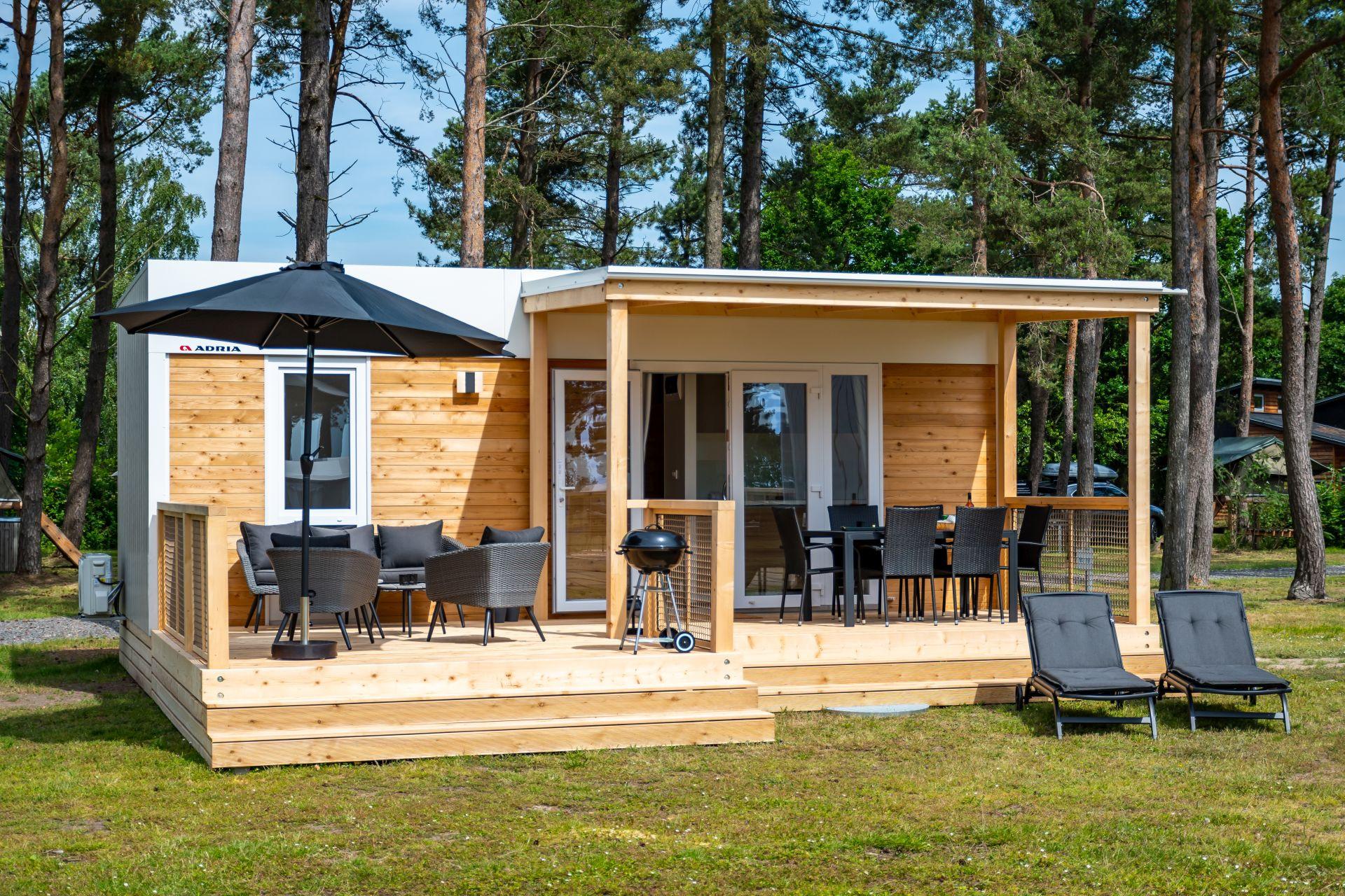 adria mobilehomes projekte feddet strand resort the leading european manufacturer of. Black Bedroom Furniture Sets. Home Design Ideas